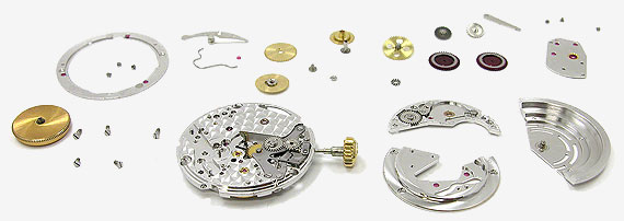 Latest updates on Swiss watch Movements