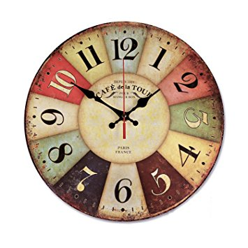 Wall Clocks: How to give a creative look with different wall clock types for home decor