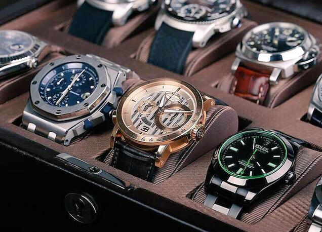 Image result for Replicas of luxury watches
