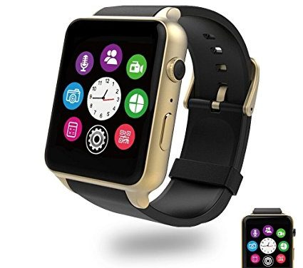 Benefits of smartwatches on health