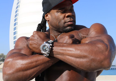 Why Bodybuilders use Wrist Watches