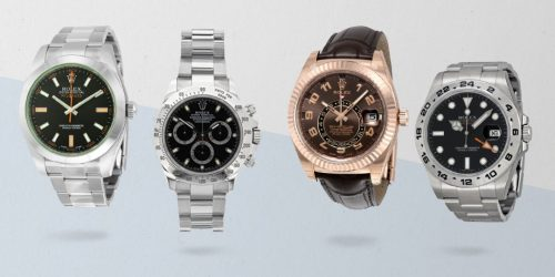 Top Rolex Watches All Time
