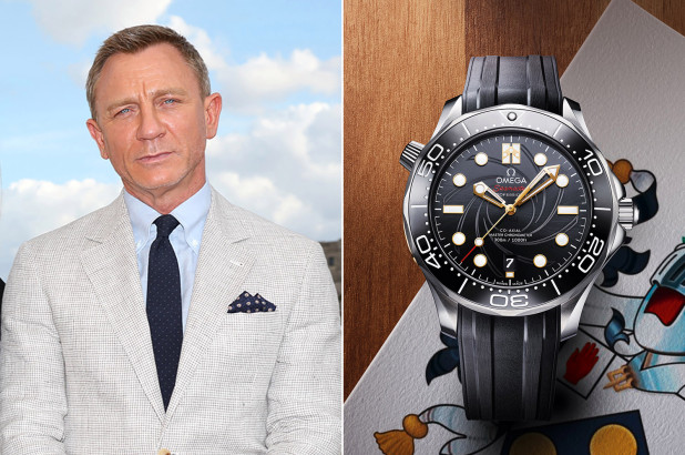 The Omega Seamaster Diver 300M 007 Bond Limited Edition