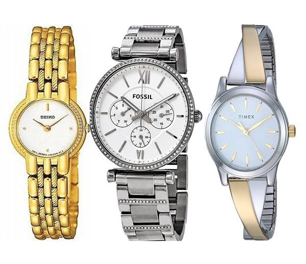 The best budget ladies wrist watches under 100US$